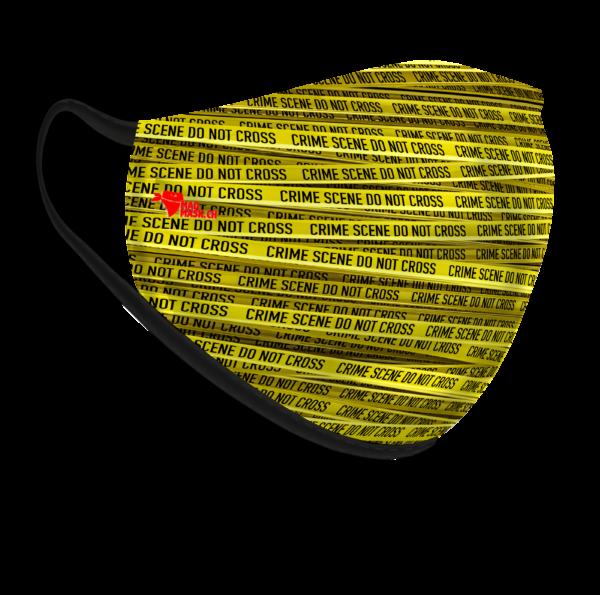 Masque Scène de crime