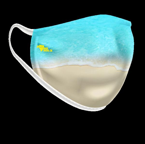 Masque de protection Mer