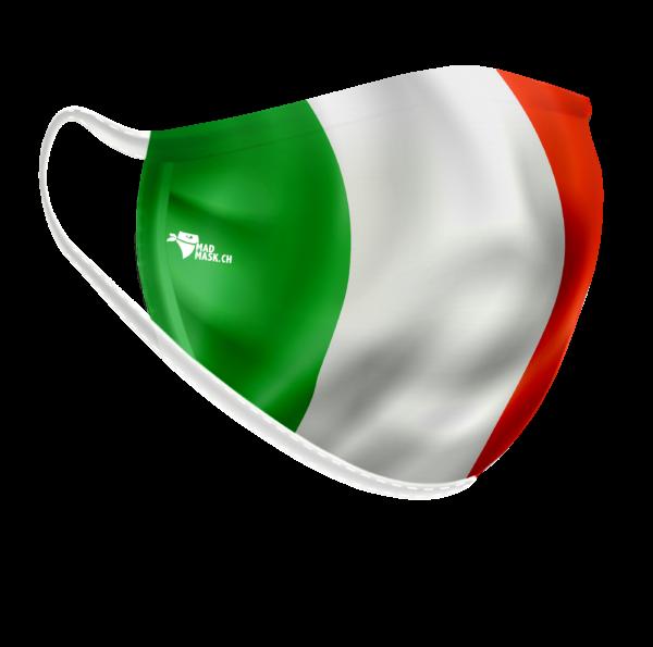 Masque Drapeau Italie