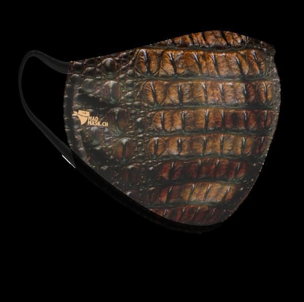 Washable Crocodile Mask